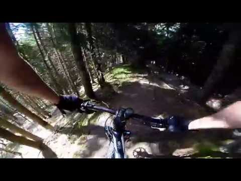 Team Serles - Pfarrach Downhill (видео)