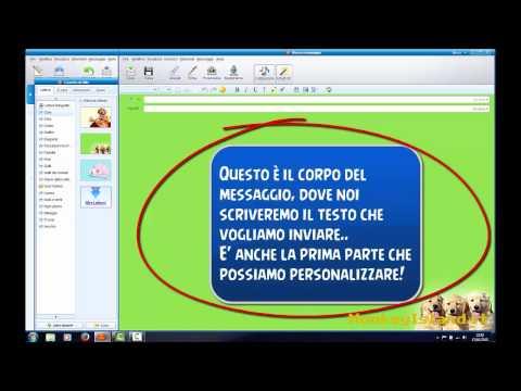 Guida / Tutorial in italiano di Incredimail, client di posta elettronica completamente gratuito. ITA