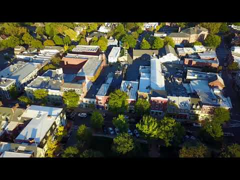 Easton, MD | 4K Aerial Views
