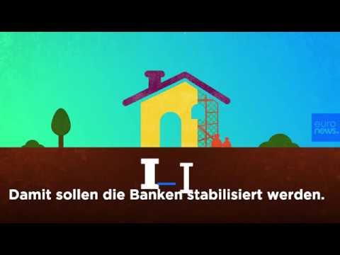 Wie stabilisert die EU Banken für ihre Bürger?
