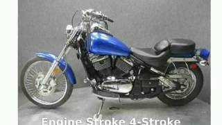 2. 2005 Kawasaki Vulcan 800 Base - Features and Specs