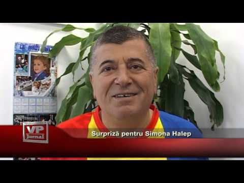 Surpriza pentru Simona Halep