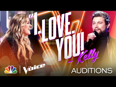 "Ryan Gallagher Shines on Andrea Bocelli and Celine Dion's ""The Prayer"" - Voice Blind Auditions 2020"