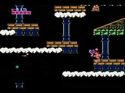 preview-Kid Icarus Game Review (Nes/Wii)
