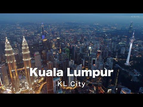 Amazingly Kuala Lumpur City - 4K 60 FPS
