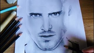 Nonton Speed Drawing #7 - AARON PAUL Film Subtitle Indonesia Streaming Movie Download