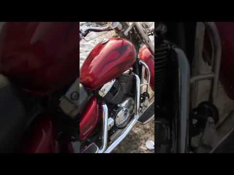 Honda Shadow 1100, 2003 год