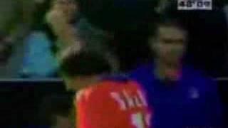 Alle 37 Treffer des Marcelo Salas fürs chilenische Nationalteam