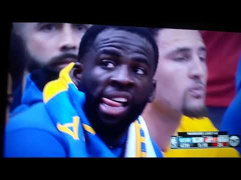 Golden State Warriors vs Houston Rockets highlights part 1