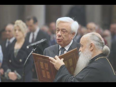 Πρ. Παυλόπουλος: Η αναστήλωση των εικόνων, αφετηρία για την αναστήλωση των αξιών του ανθρωπισμού