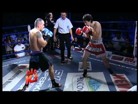 Ionut Atodiresei (Romania) vs Aitor Eguzkiza (Spania)
