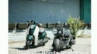 5. 2007 Honda Metropolitan Base Info, Details