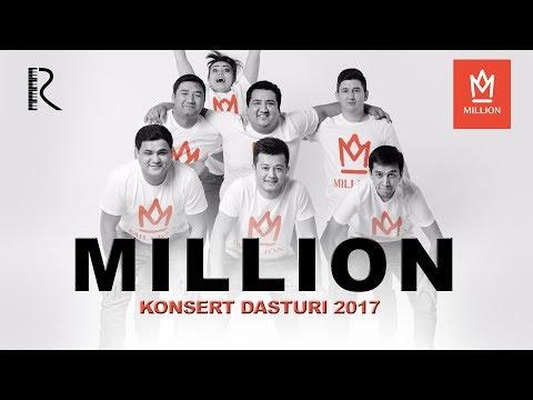 MILLION JAMOASI KONSERT DASTURI 2017 (FULL HD) (видео)