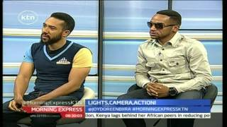 Morning Express 26th August 2016 - Friday Chat - A moment with Ghanaian Actor, Majid Michel