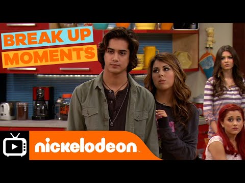 Victorious | Break Up Moments | Nickelodeon UK