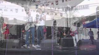 Video ECHO MESSAGE - LittleGirl+Ya've gotta hide your love@Colours2014