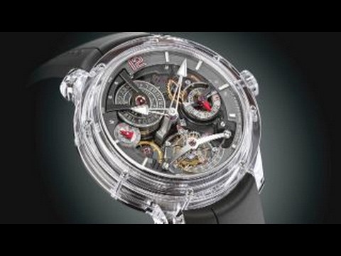 Latest trends in luxury watches