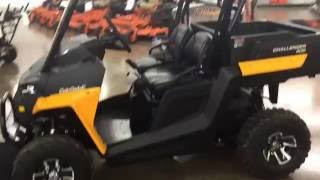 8. Cub Cadet Challenger 400LX at Zimmer Power Lawrenceburg, IN
