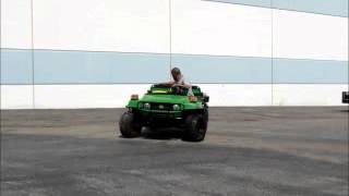5. Sold! 2005 John Deere Gator TS ATV UTV Utility Cart Kawasaki bidadoo.com