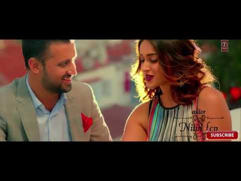 Pehli Dafa  Atif Aslam, Ileana D Cruz Full HD  Latest Video Song