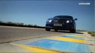 Bentley Continental GT Speed isi reafirma suprematia