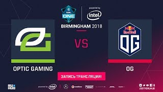 OpTic vs OG, ESL One Birmingham [Eiritel, Mortalles]