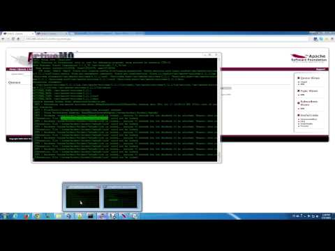 Apache ActiveMQ High Availability Demo