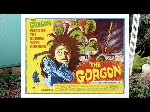 Review: 'The Gorgon' - Lush & Thrilling Hammer Gothic