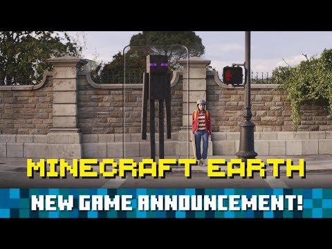 Minecraft Earth: Official Reveal Trailer - Thời lượng: 1:28.