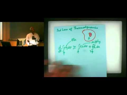Introduction to Continuum Mechanics Lecture #32