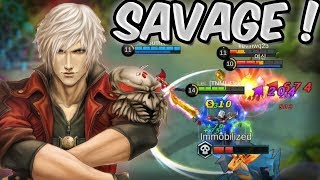 Download Video ALUCARD INSANE SAVAGE GAMEPLAY! MOBILE LEGENDS MP3 3GP MP4