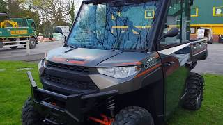 8. Polaris Ranger XP 1000 EPS (FULLY ROAD LEGAL)