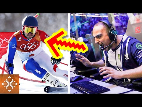 10 eSports Games That Should Be In The Olympics (And 5 That Shouldn't)