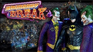 Out of Bounds Discoveries   Batman: Arkham Knight - Boundary Break