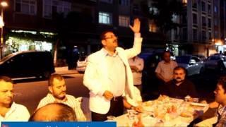 MHP Zeytinburnuİlçe Başkanlığı Nuripaşa Mahallesinde İftar Verdi