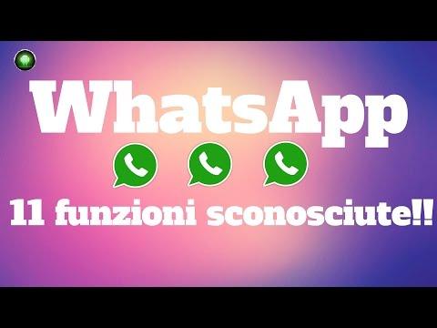 whatsapp, 11 funzioni poco conosciute ma molto utili