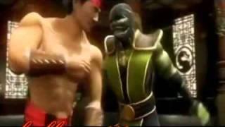vo thuat phim 3d (Mortal kombat) .flv