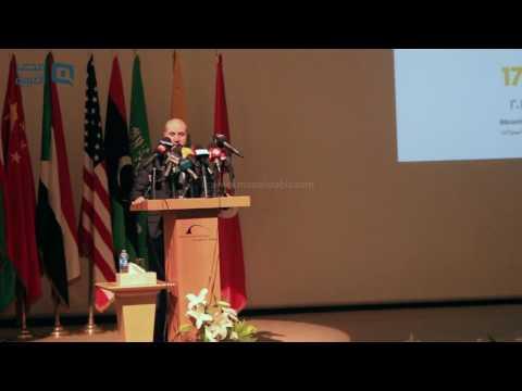 مستشار الرئيس الفلسطيني:فلسطين تعاني من الإرهاب منذ قرن