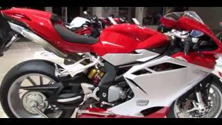 3. 2014 MV Agusta F4