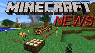 Minecraft News: 1.5 Daylight Detector, Comparator,&Analog Redstone Signals Update