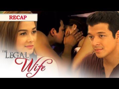 Adrian and Nicole decide to continue their secret affair | The Legal Wife Recap