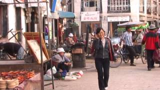 Lhasa China  City pictures : Lhasa, Street Life, Tibet - China Travel Channel