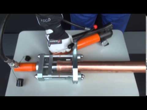油圧直管エキスパンダー