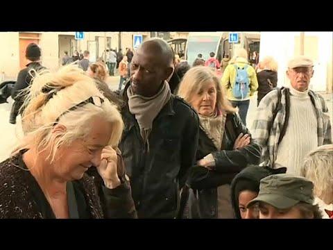 Frankreich: Gelbe Westen mit Entschlossenheit und Ärg ...
