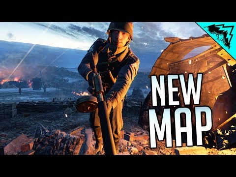 ANOTHER NEW NIGHT MAP! Battlefield 1 \