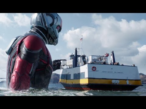 'Ant-Man and The Wasp' Official Trailer #2 (2018) | Paul Rudd, Evangeline Lilly