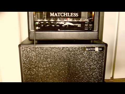 Matchless Avalon 30 Head and 212 Cabinet