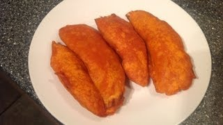 Valaikai Bajji Recipe Or Raw Banana Bajji Recipe