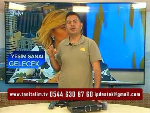 Yeni Nesil Televizyonculuk IPTV Tanıtımı