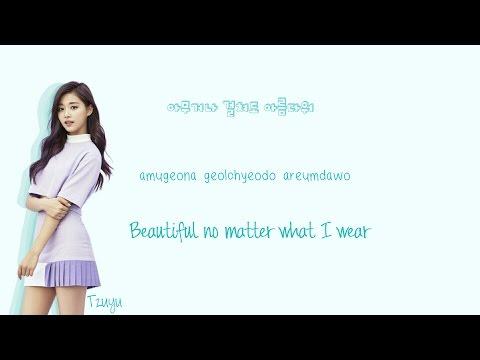Video TWICE (트와이스) TT Lyrics (Han Rom Eng) Color Coded download in MP3, 3GP, MP4, WEBM, AVI, FLV January 2017